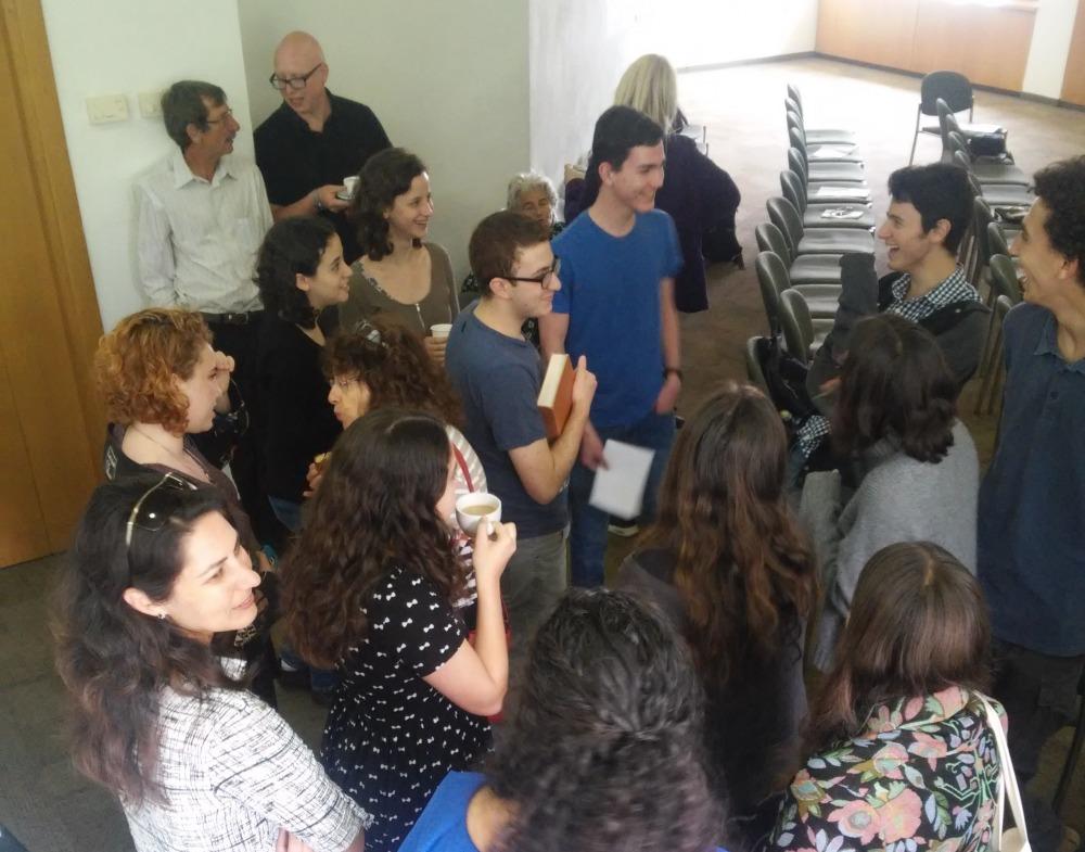 שיתוף פעולה עם התיכון למדעים ואמנויות